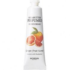 Крем для рук парфюмированый Shea Butter Perfumed Hand Cream SKINFOOD