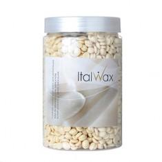 Italwax, Воск горячий (пленочный) Белый шоколад, гранулы, 500 г White Line
