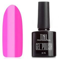 TNL, Гель-лак №132, Глубокий розовый TNL Professional