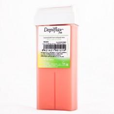 Depilflax, воск в картридже 110 г, розовый