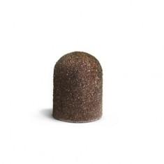 ruNail, Колпачок абразивный, 13*19 мм, 80 грит