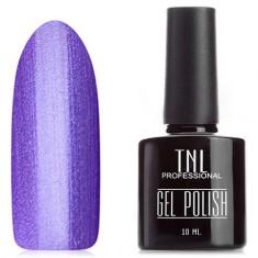 TNL, Гель-лак №72, Темно-фиолетовый TNL Professional