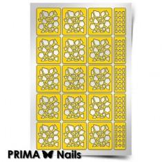 Prima Nails, Трафареты «Мозаика»