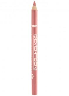 Карандаш для губ водостойкий Холодный розовый SEVENTEEN