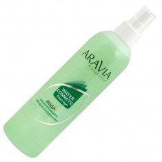 Aravia professional вода косметическая минерализованная с мятой и витаминами 300мл