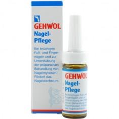 Gehwol средство по уходу за ногтями nagelpflege 15мл
