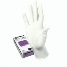 перчатки manual sv-609 s vinyl неопудренные мягкий винил