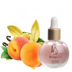 Maknails масло для кутикулы персик 13 мл