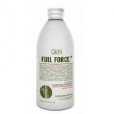 Ollin Professional Full Force Hair&Scalp Purifying Shampoo With Bamboo Extract - Очищающий шампунь для волос и кожи головы с бамбука, 750 мл. Ollin Professional (Россия)