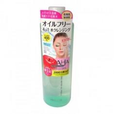 средство для очищения и снятия макияжа с фруктовыми кислотами bcl cleansing water oil free