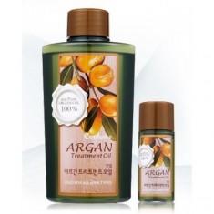 масло для волос аргановое с омолаживающими свойствами welcos confume argan масло набор