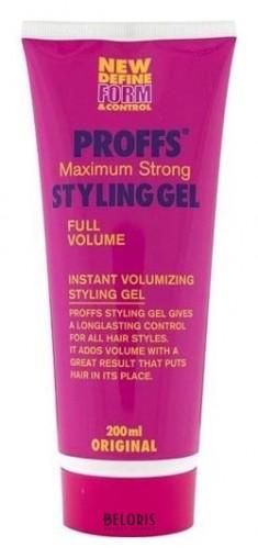 Гель для волос Proffs