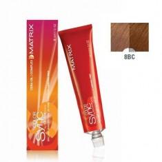 MATRIX 8BC краска для волос, светлый блондин коричнево-медный / КОЛОР СИНК 90 мл