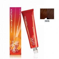 MATRIX 3WN краска для волос, темный шатен теплый натуральный / КОЛОР СИНК 90 мл