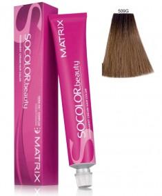 MATRIX 509G краска для волос, очень светлый блондин золотистый / СОКОЛОР БЬЮТИ Extra Coverage 90 мл