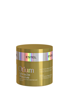 ESTEL PROFESSIONAL Маска интенсивная для восстановления волос / OTIUM MIRACLE REVIVE 300 мл