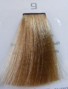 HAIR COMPANY 9 краска для волос / HAIR LIGHT CREMA COLORANTE 100 мл