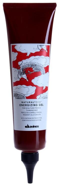 DAVINES SPA Гель энергетический против выпадения волос / Energizing NATURAL TECH 150 мл