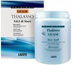 GUAM Соль для ванн / Talasso ALGHE SALINIZZATE 1000 г