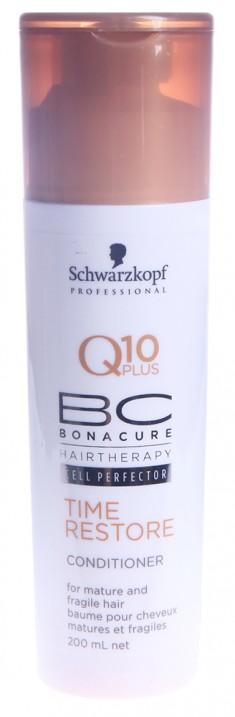 SCHWARZKOPF PROFESSIONAL Кондиционер смягчающий для возрастных волос / BC Q10 Time Restore 200 мл