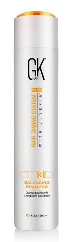 GKHair (Global Кеratin) Шампунь балансирующий / Balancing Shampoo 300 мл