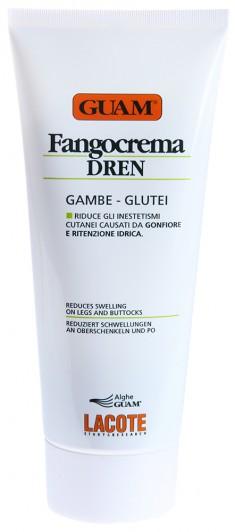 GUAM Крем антицеллюлитный с дренажным эффектом / DREN 200 мл