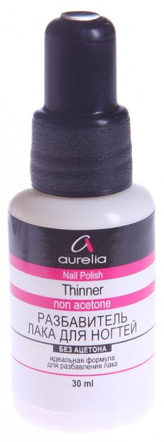AURELIA Разбавитель лака / Nail Polish Thinner 30 мл