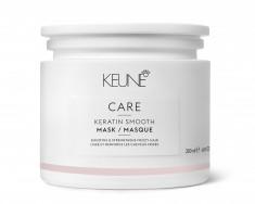 KEUNE Маска Кератиновый комплекс / CARE Keratin Smooth Mask 200 мл