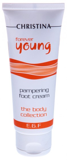 CHRISTINA Крем для ног / Pampering Foot Cream FOREVER YOUNG BODY 75 мл