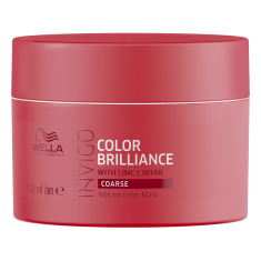 WELLA PROFESSIONALS Маска-уход для защиты цвета окрашенных жестких волос / Brilliance 150 мл
