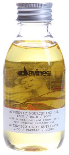 DAVINES SPA Масло питательное для лица, волос и тела / AUTHENTIC FORMULAS 140 мл