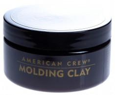 AMERICAN CREW Глина формирующая сильной фиксации для укладки волос, для мужчин / Classic Molding Clay 85 мл