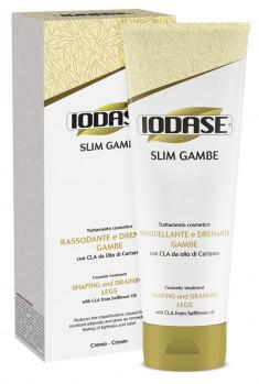 IODASE Крем против жировых отложений Стройные ножки / Slim gambe 220 мл