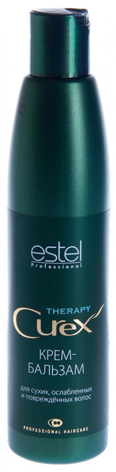 ESTEL PROFESSIONAL Крем-бальзам для сухих, ослабленных и поврежденных волос / Curex Therapy 250 мл