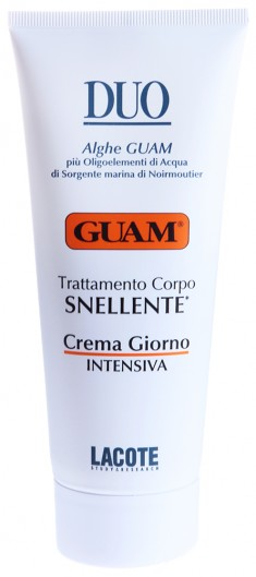 GUAM Крем интенсивный дневной против жировых отложений / DUO 200 мл