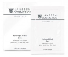 JANSSEN Гидрогель-патчи для кожи вокруг глаз / Hydrogel Mask Eye 2 шт