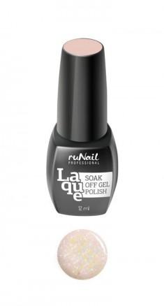 RuNail 2496 гель-лак для ногтей Тусовщица / Laque Party Girl 12 мл