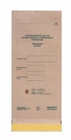 RUNAIL Крафт пакеты для стерилизации 75*150 мм 100 шт