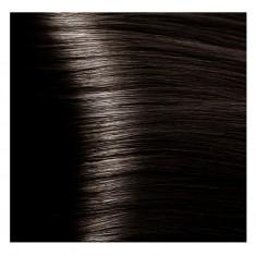 KAPOUS 4.07 крем-краска для волос / Hyaluronic acid 100 мл