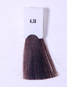KAARAL 6.38 краска для волос / Baco Soft 60 мл