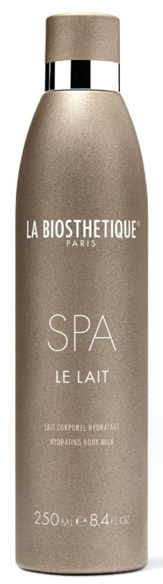 LA BIOSTHETIQUE Молочко освежающее увлажняющее для тела / Le Lait SPA 250 мл
