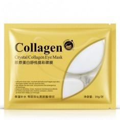 BIOAQUA Патчи гидрогелевые с коллагеном для глаз / Crystal Collagen Eye Mask 2 патча (для одноразовой процедуры)