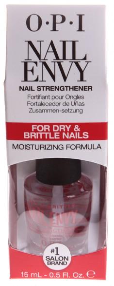 OPI Средство для сухих и ломких ногтей / Dry & Brittle Nail Envy 15 мл