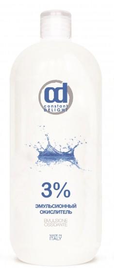 CONSTANT DELIGHT Окислитель эмульсионный 3% белый / Oxigent 1000 мл