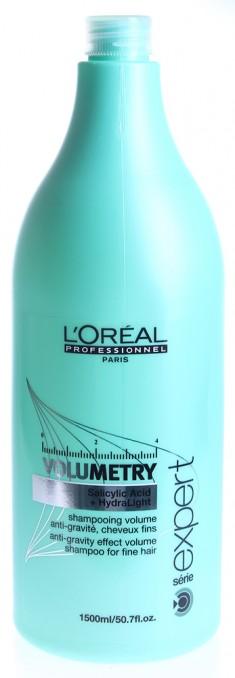 LOREAL PROFESSIONNEL Шампунь для объема тонких волос / ВОЛЮМЕТРИ 1500 мл