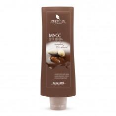 PREMIUM Мусс для душа / Chokolate & Almond Silhouette 200 мл