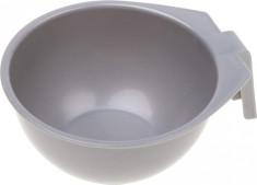 DEWAL PROFESSIONAL Чаша для краски с ручкой (серая) 400 мл
