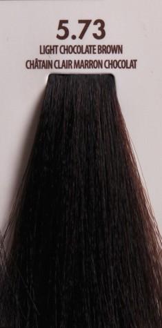 MACADAMIA NATURAL OIL 5.73 краска для волос, светлый шоколадный каштановый / MACADAMIA COLORS 100 мл