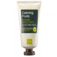 The Saem  Calming Fruits Avocado Hand Treatment Mask