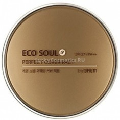 The Saem Eco Soul Perfect Cover Pact
